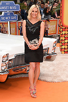 Jeni Falconer at the premiere of &quot;The Nice Guys&quot; at the Odeon Leicester Square, London.<br /> May 19, 2016  London, UK<br /> Picture: Steve Vas / Featureflash