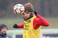 27.11.2014: Eintracht Frankfurt Training