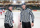 Dawson Creek, BC - Dec 15 2019: Game 13 Bronze - USA vs. Czech Republic at the 2019 World Junior A Championship at the ENCANA Event Centre in Dawson Creek, British Columbia, Canada. (Photo by Matthew Murnaghan/Hockey Canada)