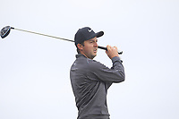 Ashley Chesters (ENG) on the 2nd tee during Round 1 of the Dubai Duty Free Irish Open at Ballyliffin Golf Club, Donegal on Thursday 5th July 2018.<br /> Picture:  Thos Caffrey / Golffile