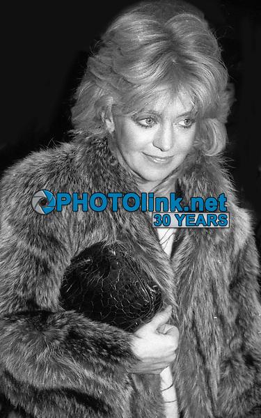 Goldie Hawn 1986<br /> Photo By Jesse Nash/PHOTOlink