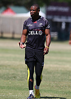 Makazole Mapimpi during the cell c sharks pre season training session at  Growthpoint Kings Park ,22,01,2018 Photo by Steve Haag)