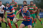 Dylan Chatterton. Counties Manukau Premier rugby game between Waiuku & Ardmore Marist played at Waiuku on Saturday May 10th 2008..Ardmore Marist won 27 - 6 after leading 10 - 6 at halftime.
