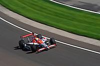 10-18 May 2008, Indianapolis, Indiana, USA. Max Papis's Honda/Dallara.©2008 F.Peirce Williams USA.