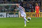 10.08.2019, wohninvest Weserstadion, Bremen, GER, DFB-Pokal, 1. Runde, SV Atlas Delmenhorst vs SV Werder Bremen<br /> <br /> DFB REGULATIONS PROHIBIT ANY USE OF PHOTOGRAPHS AS IMAGE SEQUENCES AND/OR QUASI-VIDEO.<br /> <br /> im Bild / picture shows<br /> Davy Klaassen (Werder Bremen #30)<br /> Einzelaktion, Ganzkörper / Ganzkoerper<br /> <br /> Foto © nordphoto / Kokenge