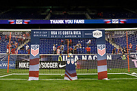 Harrison, NJ - Friday Sept. 01, 2017: Volpi after a 2017 FIFA World Cup Qualifier between the United States (USA) and Costa Rica (CRC) at Red Bull Arena.