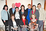 Enjoying the dance in the Castlemaine family resource centre on Saturday was front row l-r: Marie Coleman-O'Sullivan, Cathy O'Shea, Mary Ladden. Back row: Eileen O'Dowd, John Joe Laddin, Helen Cahillane, Maureen O'Connor, Mary Fitzgerald, Paul O'Sullivan and Eileen Kelly.