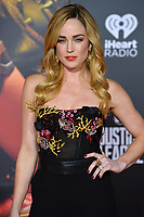 Caity Lotz  at the world premiere for &quot;Justice League&quot; at The Dolby Theatre, Hollywood. Los Angeles, USA 13 November  2017<br /> Picture: Paul Smith/Featureflash/SilverHub 0208 004 5359 sales@silverhubmedia.com