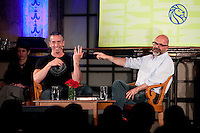 LIVE from the NYPL: Dan Savage & Andrew Sullivan