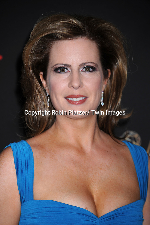 Martha Byrne  arriving at the 38th Annual Daytime Emmy Awards  on June 19, 2011 at The Las Vegas Hilton in Las Vegas Nevada. ..