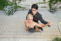 Argentina, Buenos Aires, Tango dancers