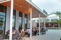 Parallel 38 Restaurant located in the Shops at Stonefield in Charlottesville, VA. Photo/Andrew Shurtleff
