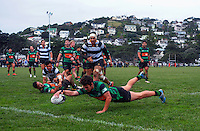 150704 Wellington Club Rugby - Oriental-Rongotai v Wainuiomata