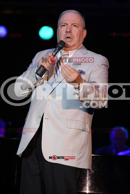 COCONUT CREEK, FL - JULY 12 :  Frank Sinatra Jr performs at the Seminole Coconut Creek Casino on July 12, 2012 in Coconut Creek , Florida. &copy;&nbsp;mpi04/MediaPunch Inc. /*NORTEPHOTO*<br />