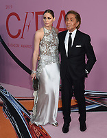 03 June 2019 - New York, New York - Olivia Palermo and Valentino. 2019 CFDA Awards held at the Brooklyn Museum. <br /> CAP/ADM/LJ<br /> ©LJ/ADM/Capital Pictures