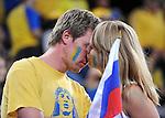 EM Fotos Fussball UEFA Europameisterschaft 2008: Russland - Schweden