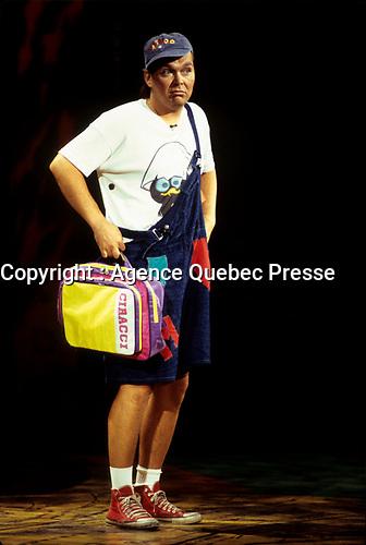Montreal (Qc) CANADA - File Photo -<br />  July 1994 - <br /> Jean-Michel Anctil<br /> <br /> -Photo (c)  Images Distribution