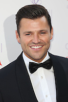 Mark Wright at the 2015 Butterfly Ball, in aid of the Caudwell Children Charity, at the Grosvenor House Hotel. <br /> June 25, 2015  London, UK<br /> Picture: James Smith / Featureflash