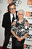 Director/ Producer Mark Bozek and his mother or grandmother attend &quot;The Times of Bill Cunningham&quot;  World Premiere on October 11, 2018 at the 56th New York Film Festival in New York City, New York, USA.<br /> <br /> photo by Robin Platzer/Twin Images<br />  <br /> phone number 212-935-0770