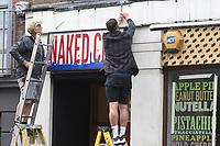 JUL 30 ' Last Night In Soho' filming in London