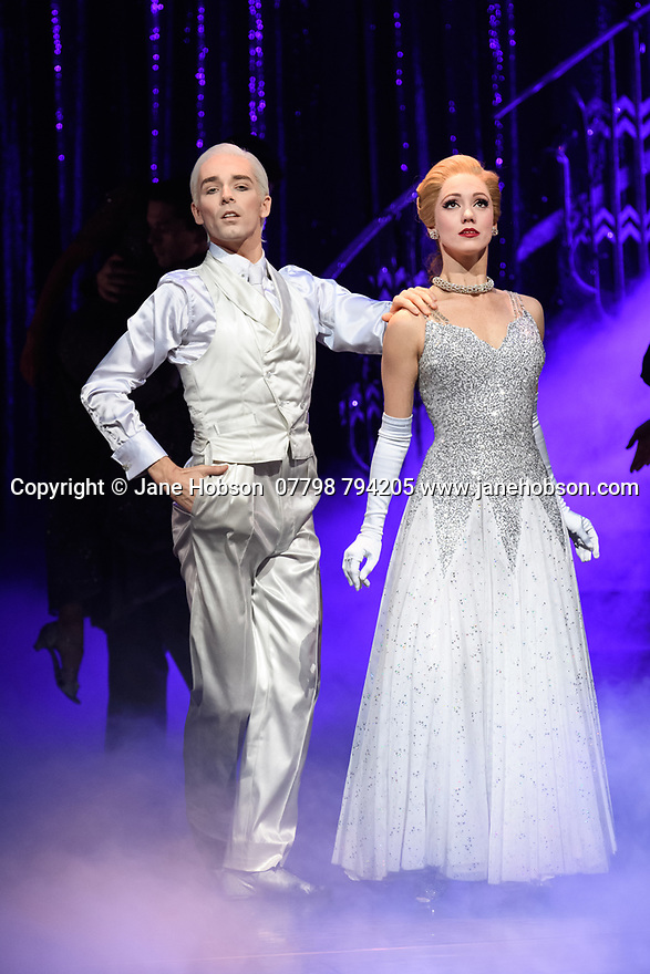 Matthew Bourne's CINDERELLA returns to Sadler's Wells and runs until January 27th 2018. Picture shows: Liam Mower (The Angel), Ashley Shaw (Cinderella)