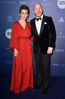 Vicky McLure &amp; Johnny Harris at the British Independent Film Awards 2017 at Old Billingsgate, London, UK. <br /> 10 December  2017<br /> Picture: Steve Vas/Featureflash/SilverHub 0208 004 5359 sales@silverhubmedia.com