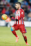Atletico de Madrid's Yannick Carrasco during La Liga match. February 14,2016. (ALTERPHOTOS/Acero)