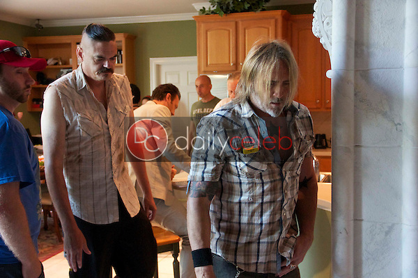 Mark Burnham, Greg Ingram<br />