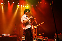 LONDON, ENGLAND - DECEMBER 02: Sawyer Nunes of 'Laundry Day' performing at Shepherd's Bush Empire on December 02, 2019 in London, England.<br /> CAP/MAR<br /> ©MAR/Capital Pictures /MediaPunch ***NORTH AMERICAS ONLY***