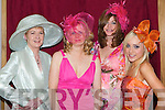 Models: Walking the catwalk in aid of Orphanage Construction in Kenya at the Fashion Show in The Manor West Hotel, Tralee, on Friday evening were Gert Spillane, Maharees, Anne OGrady and Brenda Normoyle, Cloghane, and Leonie Flaherty, Rock Park Avenue, Tralee..