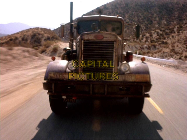SCENE<br /> in Duel (1971) <br /> *Filmstill - Editorial Use Only*<br /> CAP/NFS<br /> Image supplied by Capital Pictures