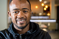 Wednesday 08 February 2017<br /> Pictured:Jordan Ayew <br /> Re: Jordan Ayew joins Swansea City FC