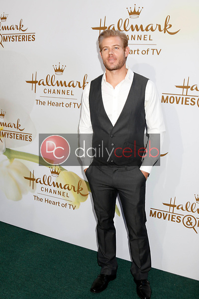 Trevor Donovan<br /> at the Hallmark TCA Summer 2017 Party, Private Residence, Beverly Hills, CA 07-27-17<br /> David Edwards/DailyCeleb.com 818-249-4998