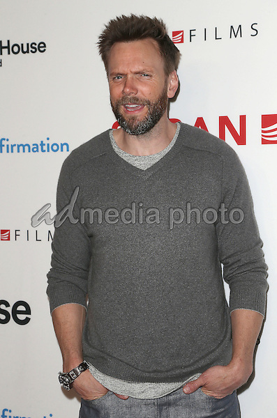 "15 March 2016 - Hollywood, California - Joel McHale. ""The Confirmation"" Los Angeles Premiere held at NeueHouse Hollywood. Photo Credit: Sammi/AdMedia"
