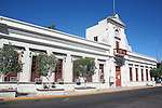 FORMER MEXICAN GOVERNOR'S STATE HOUSE<br />