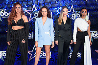 Little Mix<br /> arriving for the Global Awards 2018 at the Apollo Hammersmith, London<br /> <br /> ©Ash Knotek  D3384  01/03/2018
