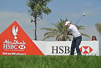 Abu Dhabi HSBC Golf Championship..Richard McEvoy (ENG) on course during the first round of the Abu Dhabi HSBC Golf Championship, Abu Dhabi GC,Abu Dhabi,United Arab Emirates.Picture Fran Caffrey www.golffile.ie