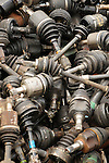 Staiman Recycling, Corp., 201 Hepburn, Williamsport, PA. Automotive universal joints.
