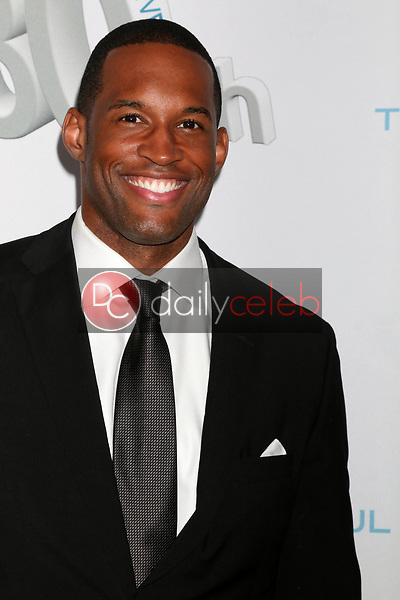 "Lawrence Saint-Victor<br /> at the ""The Bold and The Beautiful"" 30th Anniversary Party, Clifton's Downtown, Los Angeles, CA 03-18-17<br /> David Edwards/DailyCeleb.com 818-249-4998"