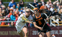 Boston College vs Princeton University, May 13, 2018