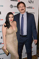 """LOS ANGELES - FEB 22:  Ariel Winter, Glenn Workman at the """"The Last Movie Star"""" Premiere at the Egyptian Theater on February 22, 2018 in Los Angeles, CA"""