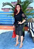 "Alicia Machado at the world premiere for ""Hotel Transylvania 3: Summer Vacation"" at the Regency Village Theatre, Los Angeles, USA 30 June 2018<br /> Picture: Paul Smith/Featureflash/SilverHub 0208 004 5359 sales@silverhubmedia.com"