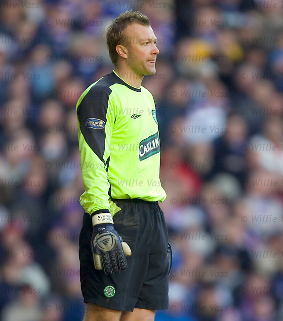 Magnus Hedman, Celtic.stock season 2004-2005.pic willie vass