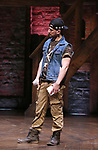 """Roddy Kennedy during the Q & A for The Rockefeller Foundation and The Gilder Lehrman Institute of American History sponsored High School student #EduHam matinee performance of """"Hamilton"""" at the Richard Rodgers Theatre on 3/15/2017 in New York City."""