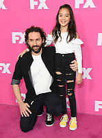 06 August 2019 - Beverly Hills, California - Nash Edgerton, Chika Yasumura. 2019 FX Networks Summer TCA held at Beverly Hilton Hotel.    <br /> CAP/ADM/BT<br /> ©BT/ADM/Capital Pictures