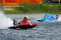 Tim Seebold (#16) and Carlos Mendana (#27)     (Formula 1/F1/Champ class)