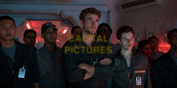 Independence Day: Resurgence (2016) <br /> Liam Hemsworth  <br /> *Filmstill - Editorial Use Only*<br /> CAP/KFS<br /> Image supplied by Capital Pictures