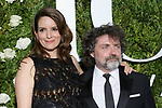 NEW YORK, NY - JUNE 11:  Tina Fey and Jeff Richmond attend the 71st Annual Tony Awards at Radio City Music Hall on June 11, 2017 in New York City.  (Photo by Walter McBride/WireImage)