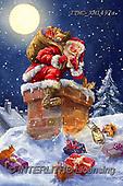 Marcello, CHRISTMAS SANTA, SNOWMAN, WEIHNACHTSMÄNNER, SCHNEEMÄNNER, PAPÁ NOEL, MUÑECOS DE NIEVE, paintings+++++,ITMCXM1497A,#X#