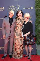 PASADENA - APR 30: Heather Tom at the 44th Daytime Emmy Awards at the Pasadena Civic Center on April 30, 2017 in Pasadena, California